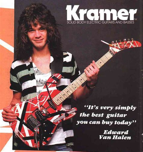 The Kramer 5150   Project EVH