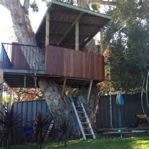 backyard broadcasting perth family fights to save their backyard cubby with