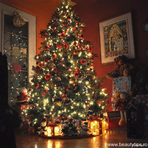 most beautiful christmas decorated homes παίξε γέλασε brad de craciun