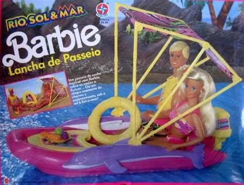barbie dolphin speed boat barbie boat