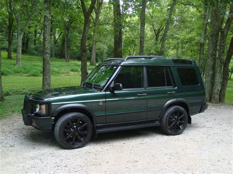 land rover discovery black 2004 land rover discovery off road image 186