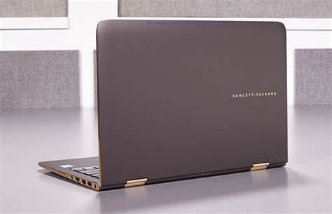 hp spectre 13 best buy hp spectre x360 13t review and benchmarks