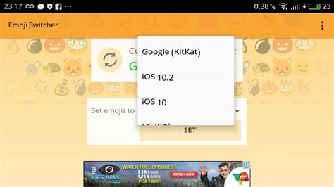 emojis from iphone to android how to get iphone emojis for android phone no root root 2018