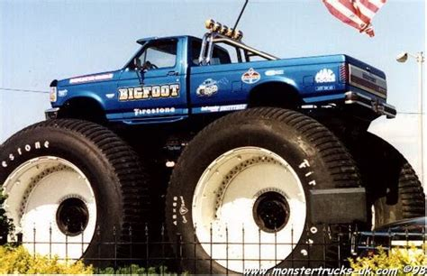 bigfoot 5 truck bigfoot 5 s heaviest truck