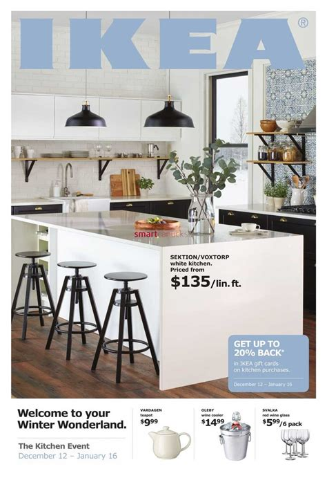 ikea kitchen event 2017 ikea canada flyers