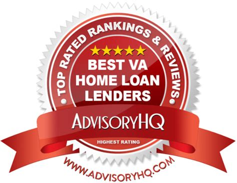 top 6 best va home loan lenders 2017 ranking best va