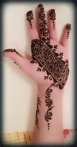 simple mehndi designs for girls 0011 life n fashion