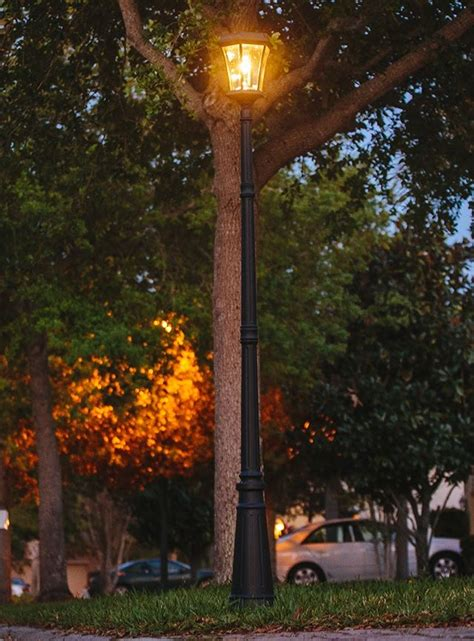 best solar post lights ideas on solar lights