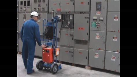 cbs arcsafe 174 rrs 1 remote racking with a westinghouse ds