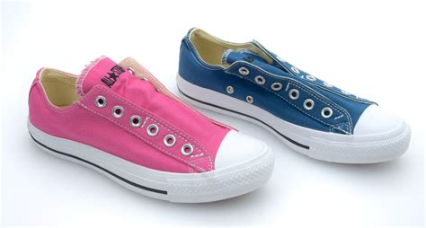 Sepati Converse Slip On Pink converse all sneaker slip on shoes pink o blue code 136853c 136610c ebay