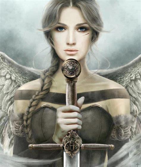 imagenes anime mujeres guerreras imagenes de mujeres guerreras de luz buscar con google