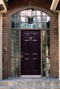 front door colors for brick houses color trend 2014 radiant orchid 15 beautiful exterior