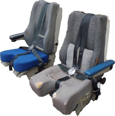 aircraft seat upholstery aircraft cockpit seats pair glb flight products