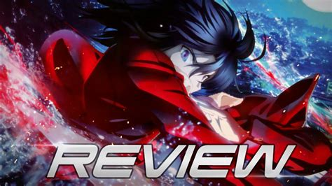 film anime rating tertinggi kara no kyoukai the garden of sinners movie 1 review