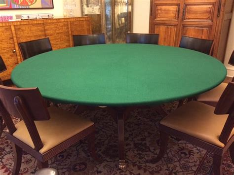 poker felt table cover felt poker table cloth bonnet cover for round square or