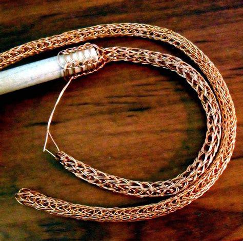 viking knit best 25 viking knit ideas on wire weaving