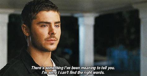 zac efron movie quotes film quote on tumblr