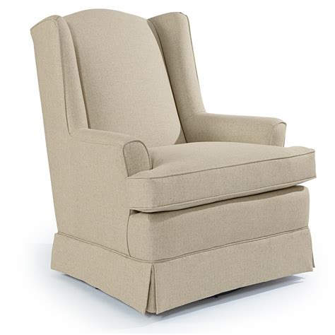 Gliding Armchair by Best Chairs Swivel Glider