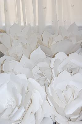 chanel paper flower tutorial large chanel paper flower wall inspired wedding backdrop