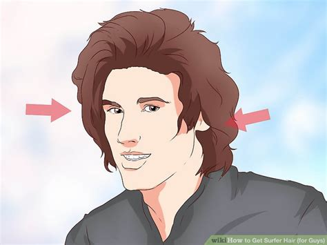 Surfer Hairstyles For Guys by How To Get Surfer Hair For Guys 15 Steps With Pictures
