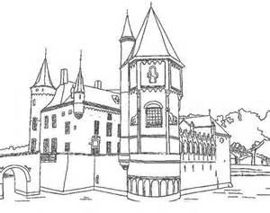 lali pi 241 eiro castilla castillos colorear