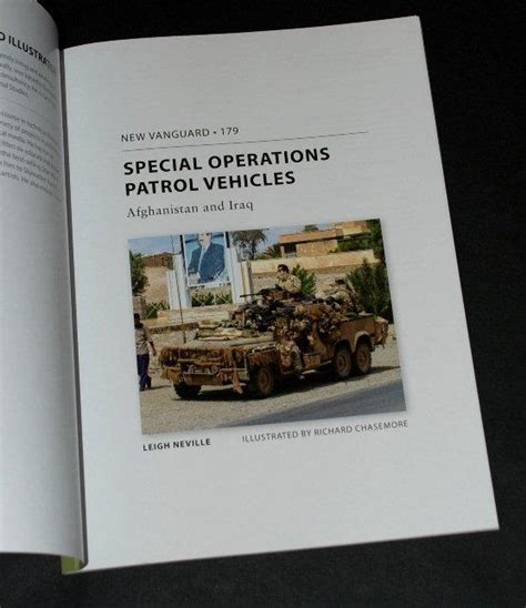 Spesial Setelan Patrol 1 special operations patrol vehicles afghanistan iraq scale modelling now
