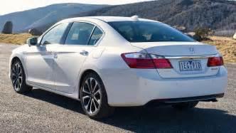 2015 honda accord sport hybrid review drive