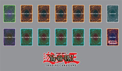 yugioh card zone template yu gi oh playmat template by l33tmeatwad on deviantart
