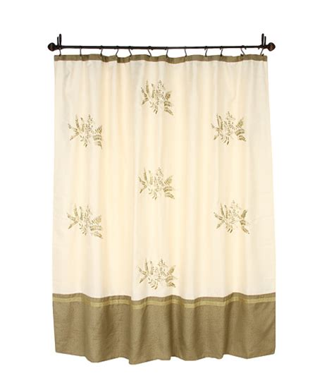 Avanti Shower Curtain by No Results For Avanti Greenwood Shower Curtain Ivory