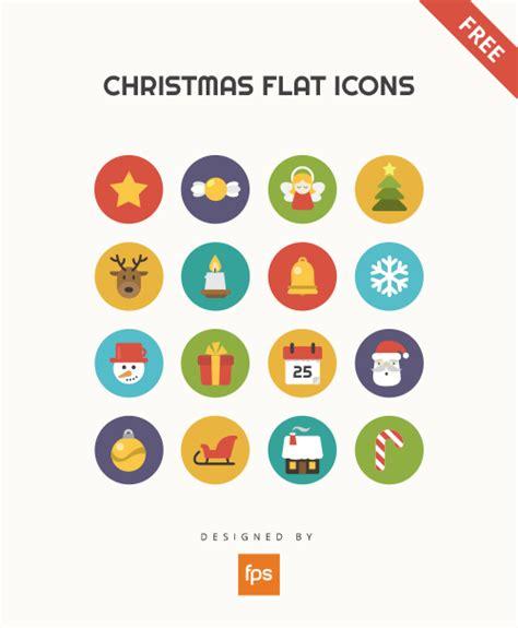 printable christmas icons bộ icon christmas dễ thương