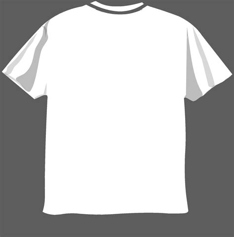 photoshop mens basic t shirt template free download t shirt template