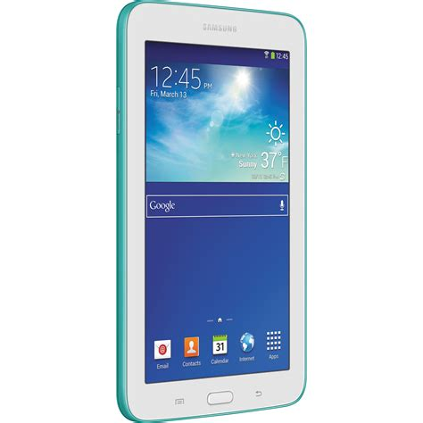Tablet Samsung Lite samsung 8gb galaxy tab 3 lite multi touch sm t110nbgaxar b h