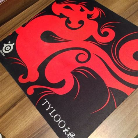 Mouse Pad Tyloo steelseries tyloo mouse pad looks sick globaloffensive