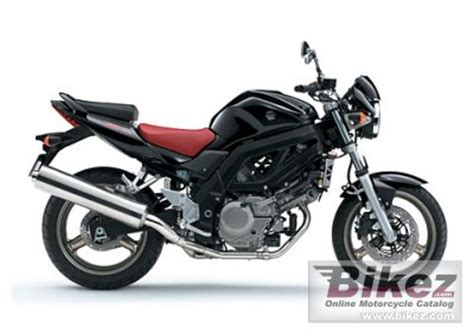 2009 Suzuki Sv650 Specs 2009 Suzuki Sv650 Specifications And Pictures