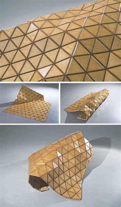 materials in woodworking woodskin hybrid material makes wood modular
