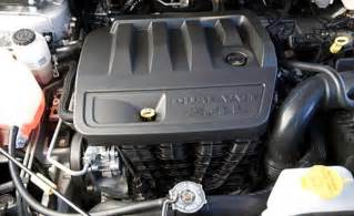 Dodge Journey 2 4 Engine Car And Driver