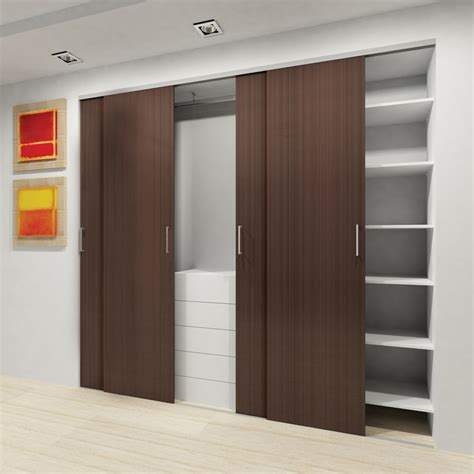 Ideas For Wardrobe Doors by Closet Doors Ideas Decosee