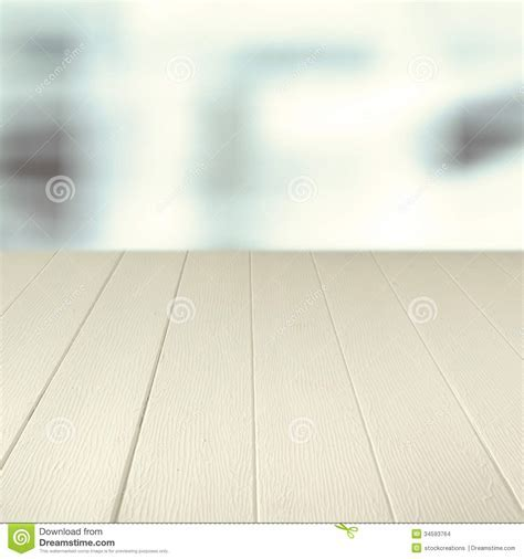 Empty Wooden Counter Background Stock Images   Image: 34593764