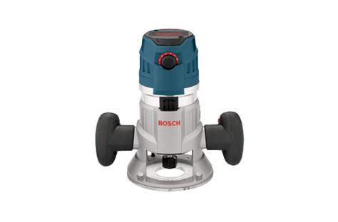 Bosch Mrc23evsk Modular Router mrf23evs 2 3 hp vs fixed base router bosch power tools