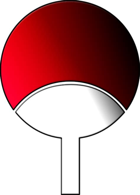 Uchiha Clan Symbol Render