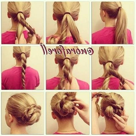 braid styles for the corporate office 2018 latest casual updos for long thick hair