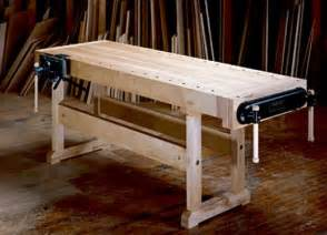how to build a workshop bench how to build a deluxe workbench workshop tool plans