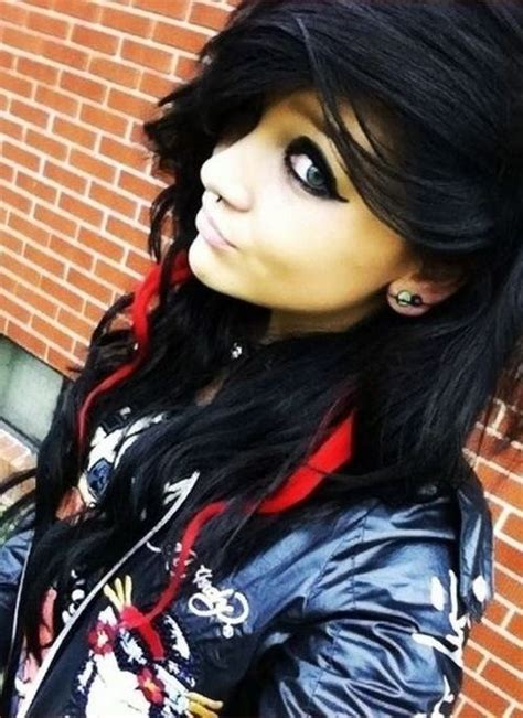 emo hair cuts front to back 65 emo hairstyles for girls i bet you haven t seen before