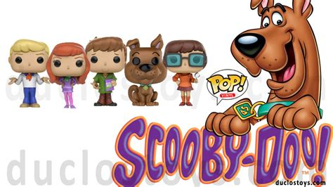Funko Pop Animation Scooby Doo Velma 151 duclos toys figures collectibles toys 187 funko pop animation scooby doo