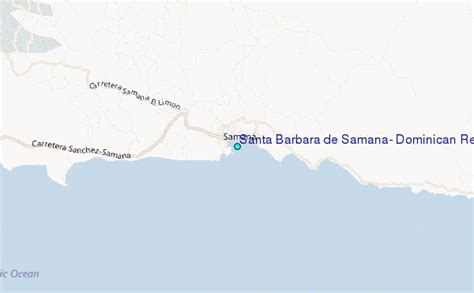 santa barbara de samana dominican republic tide station