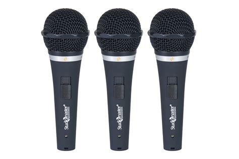 100 Floors Stage 81 - microphones