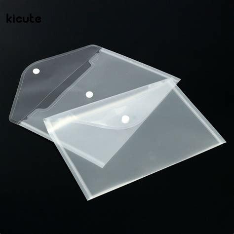 File Bag Tas Dokumen Document Organizer Kancing a5 folder plastik beli murah a5 folder plastik lots from