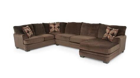 bobs furniture sectionals charisma 3 piece sectional 1299 living room set