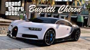 Where To Find Bugatti In Gta 5 Gta 5 Bugatti Chiron In Gta V Real Car Mods Exclusive
