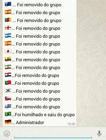 imágenes ironicas para whatsapp at 233 derrota da sele 231 227 o brasileira vira piada nas redes